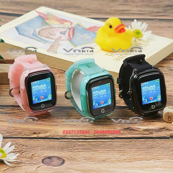Đồng hồ thông minh trẻ em Wonlex KT01